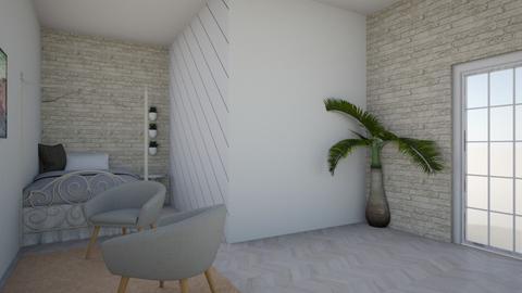 Carys bedroom - Modern - Bedroom - by catcatcatuwuuwuuwu