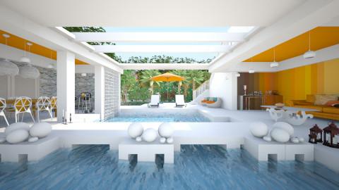 Dream Home - Modern - Garden - by Ida Dzanovic