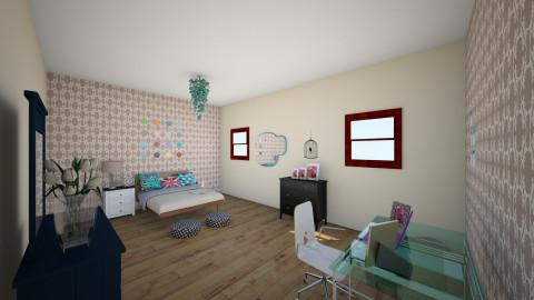 Dormitorio Ideal - Feminine - Bedroom - by China29202