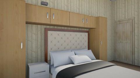 pesenan bu oline - Bedroom - by Monica Pratiwi