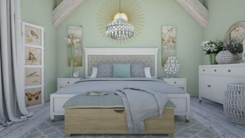 green garten - Modern - Bedroom - by leger1234567890