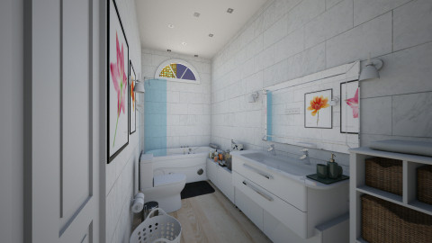 House1 Bathroom - Modern - Bathroom - by Leticia Camargo_175