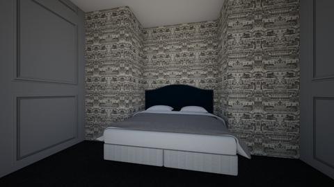 maximalistic bedroom - Vintage - Bedroom - by BreuRE