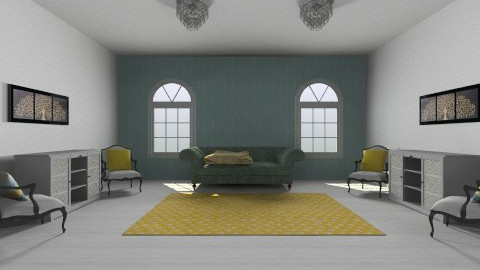 perty - Living room - by Techn0Cat2525