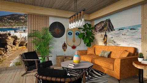 view5 - Living room - by yulamalina