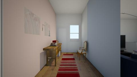 2nd floor hallway - by sudhavmittal