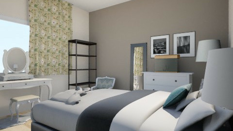 Prlm2014 - Rustic - Bedroom - by Lienw