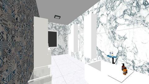 bath1 - Bathroom - by lupuuandreea
