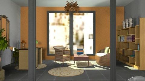 minimal apartment - Minimal - Office - by mrschicken