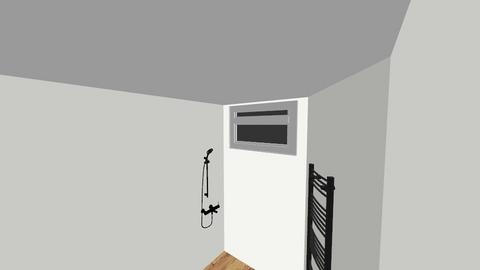 Badkamer 1 leeg - Bathroom - by ruinmakoti