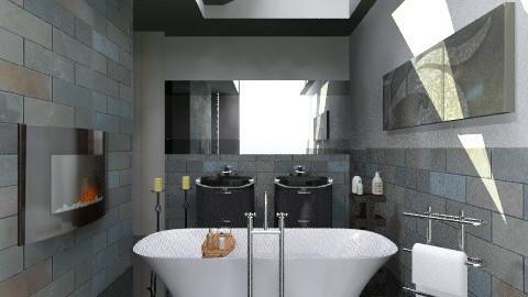 Bath time - Modern - Bathroom - by chloedaniella
