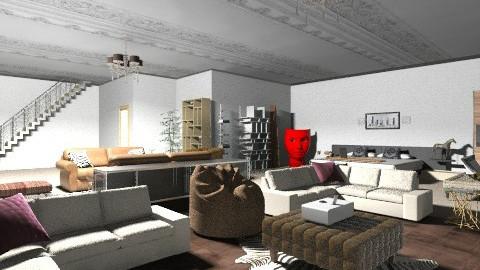 rose_delounge - Modern - Bedroom - by eileen tenuise