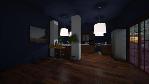 hhh - Kitchen - by joja12345678910