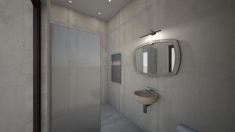 wetroom - Bathroom - by abbi jerath