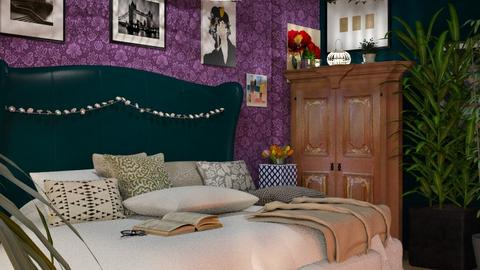 MaximalistBedroom - by jasmin_jasmin
