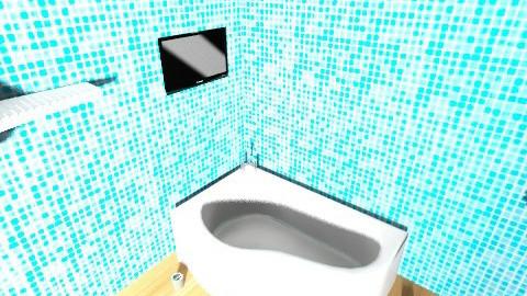 Bathroom - Minimal - Bathroom - by gherxi