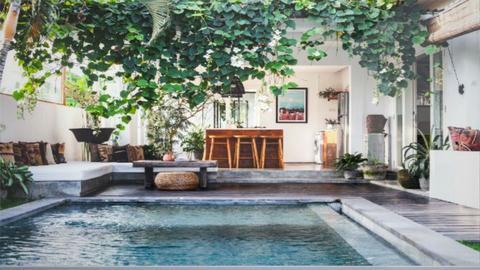 Boho backyard - Garden - by SKS419
