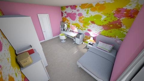 family home 136 - Modern - Kids room - by Stavroula Chatzina