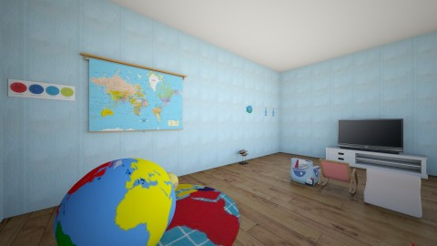 kids - Kids room - by person5