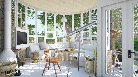 Marlboro Garret Suite 3 - Eclectic - Bedroom - by russ