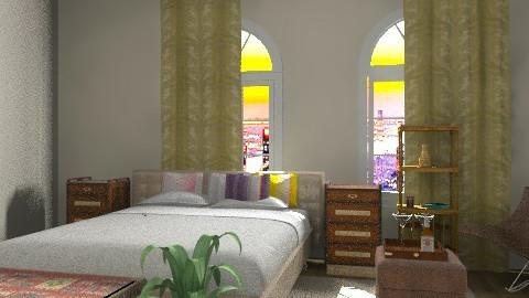 bedroom 6 - Country - Bedroom - by eline2806