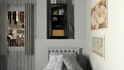 chill  - Modern - Bedroom - by vovisanija