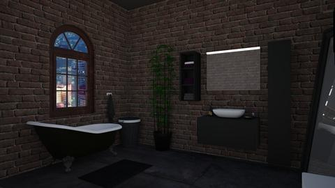 Project_Dark Bathroom - Bathroom - by deleted_1536166845_xCaZx03