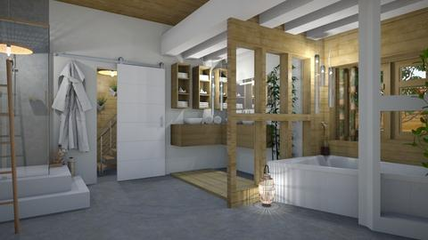 Soak It In - Modern - Bathroom - by Gurns