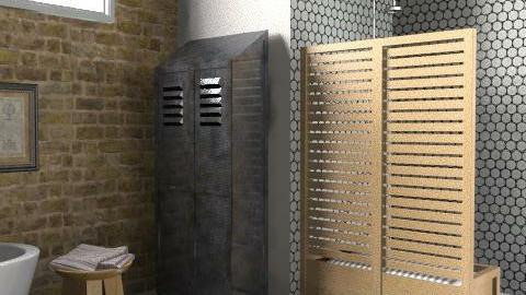 Loft - Bathroom - Eclectic - Bathroom - by LizyD