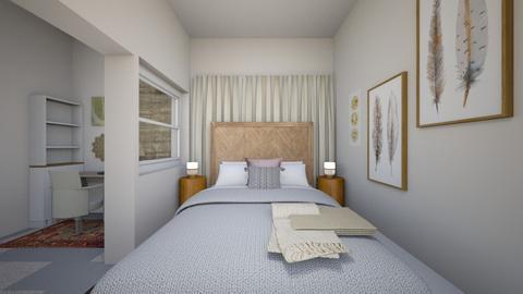 Maya Bed 6E - Bedroom - by puckermate1