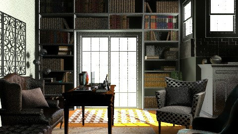 Law Office2 - Vintage - Office - by lucaylucay