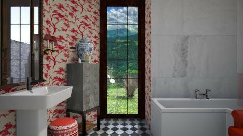 Oldstyle Bath - Classic - Bathroom - by 3rdfloor