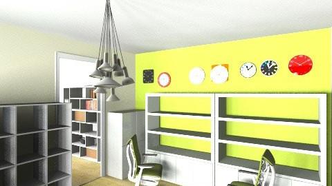 asa2 - Office - by farhad