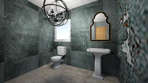 Mcelles Bathroom - Bathroom - by Temea