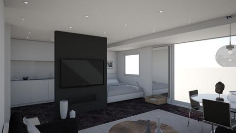 Living room - Living room - by Amelia Tomaszewicz