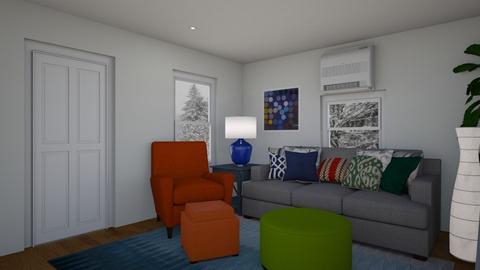 FS Mstr Wisdom Career - Modern - Living room - by Daisy de Arias
