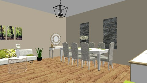 Dining room1 - Dining room - by molly528