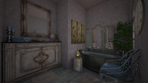 small - Bathroom - by daydreamer84