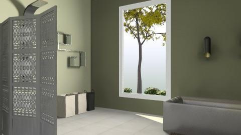Angie - Modern - Bathroom - by Kaarina