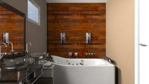 Jony- banheiro - Modern - Bathroom - by joao alberto