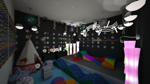 lights - by carisema