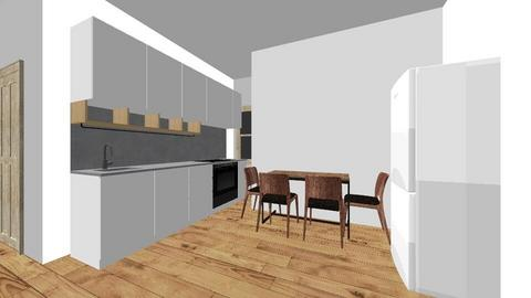 Kitchenette - Modern - Kitchen - by comicAL