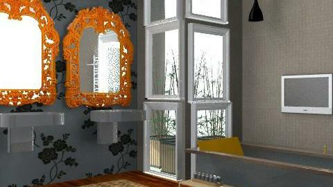 Gris relax - Bathroom - by mine8ag