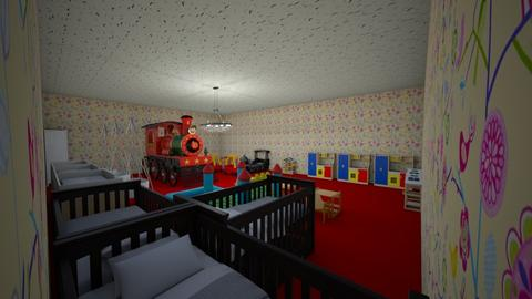 Nice Nursery - Kids room - by AloneLiving
