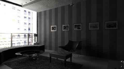 apt3 - Modern - Living room - by juliacavallaro
