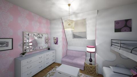 PINK - Bedroom - by hlk