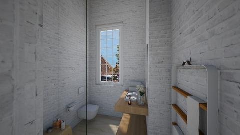 Casa162Bathroom - Classic - Bathroom - by nickynunes