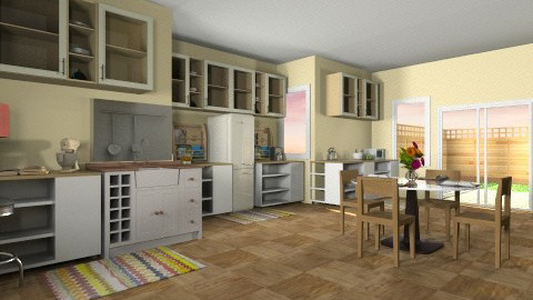 Chique - Classic - Kitchen - by HGranger2