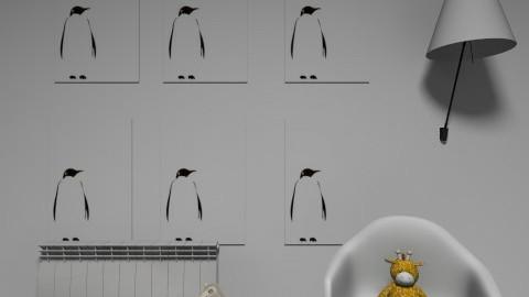 baby corner - Classic - Kids room - by dancergirl1243