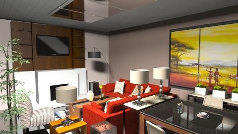 DelRey - Living room - by Neeca